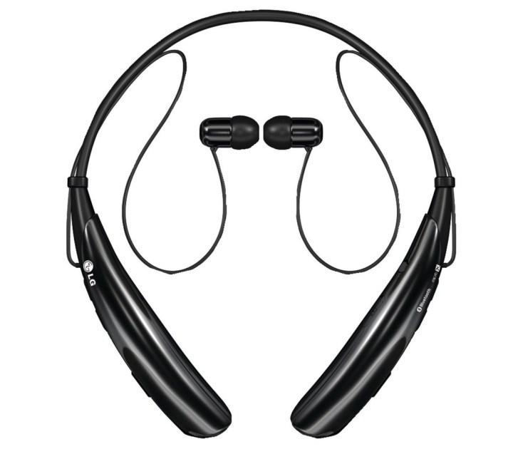 LG TonePro Bluetooth Headphones