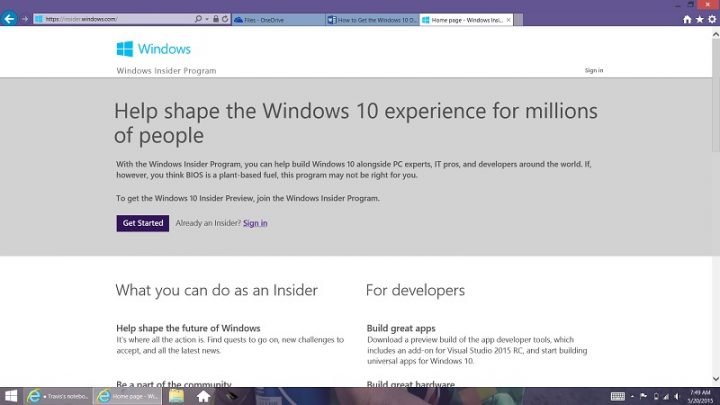 Windows 10 Insider (1)