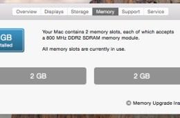 iMac-RAM
