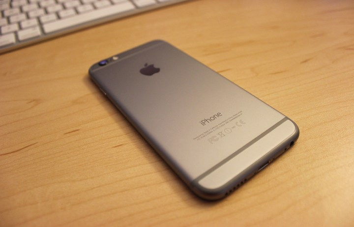 New iPhone 6s Color