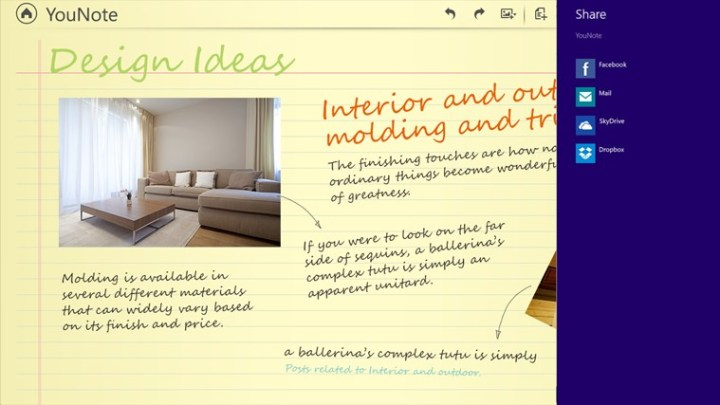 younote note taking app