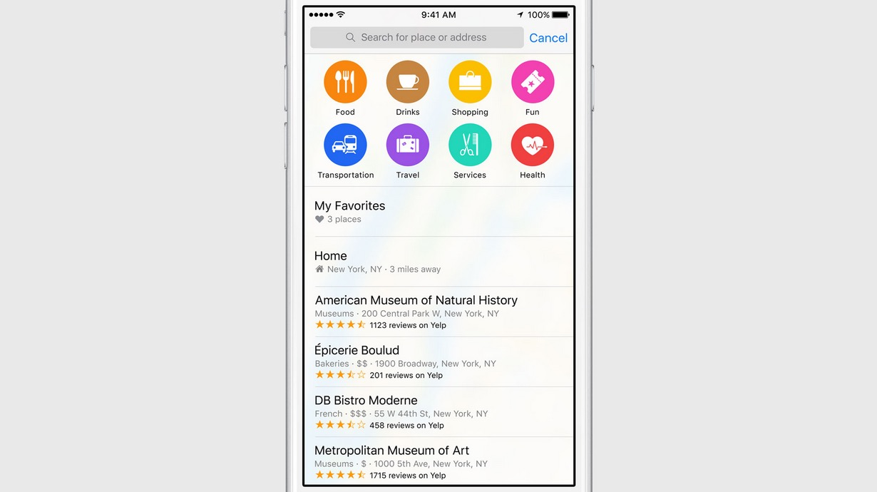 Apple-maps-nearby