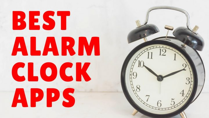 The best alarm clock apps for iPhone.