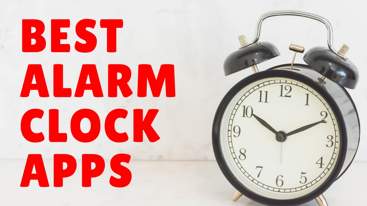 5 Best Alarm Clock iPhone Apps