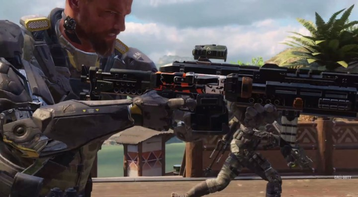 The Black Ops 3 Gunsmith editor offers customized loadouts and weapons.