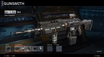 Call of Duty Black Ops 3 Gunsmith - 4