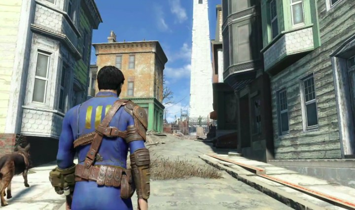 Fallout 4 Boston