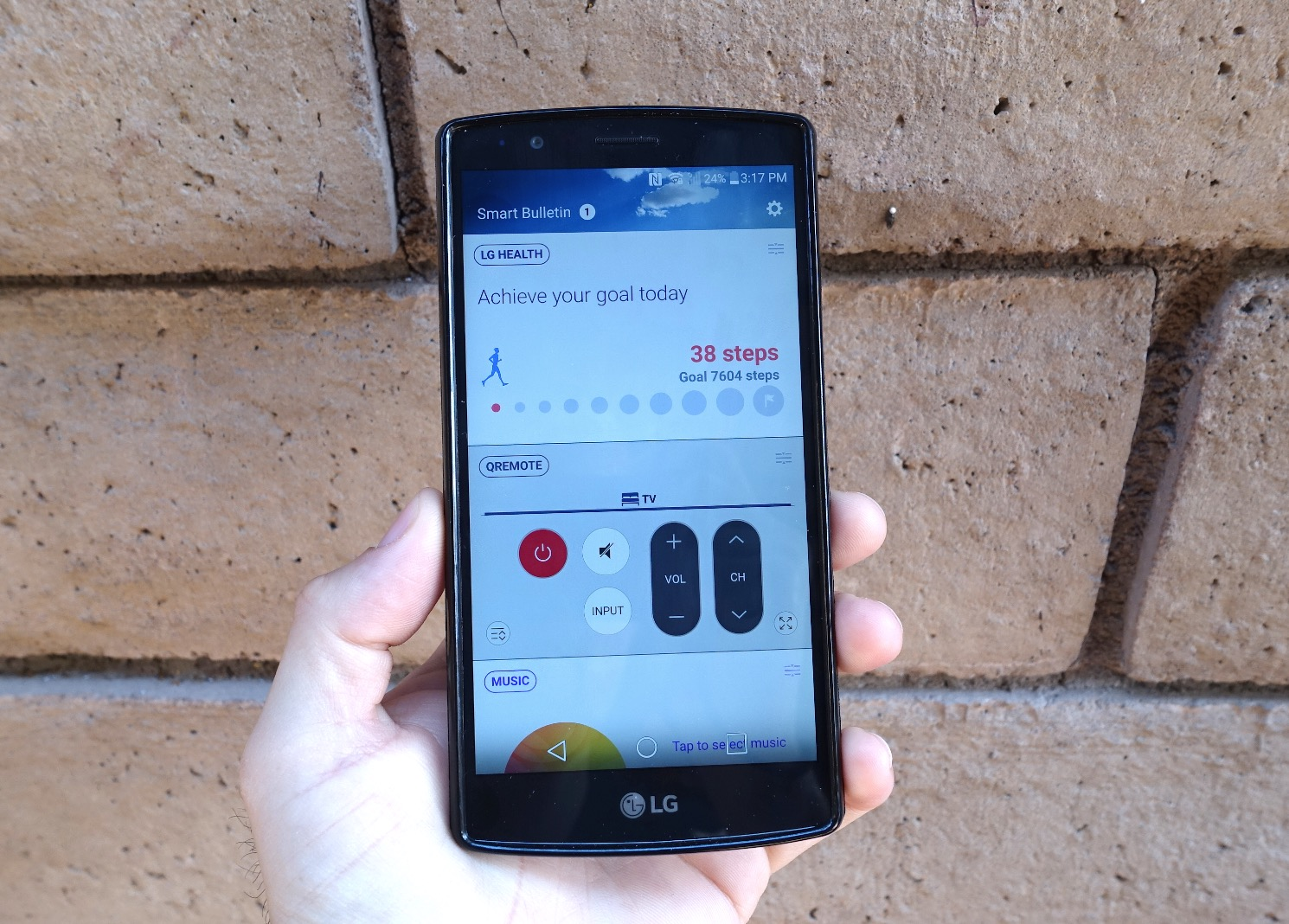 How To Turn Off LG G4 Smart Bulletin