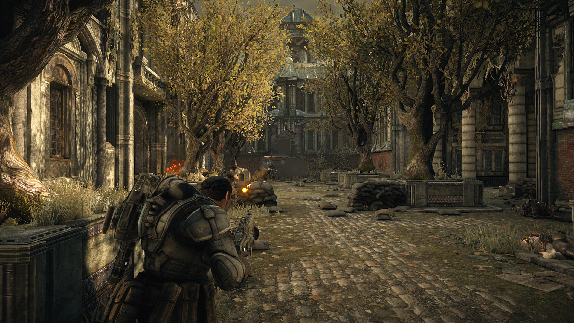 Gears of War Xbox One Beta: 5 Things to Know