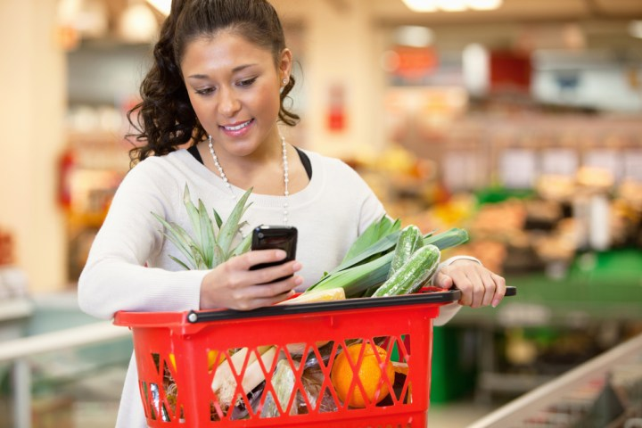 A smartphone is helpful, but you don't need one to use Kroger digital coupons.