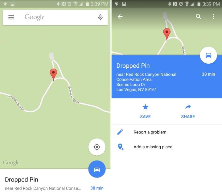 Maps-drop-pin