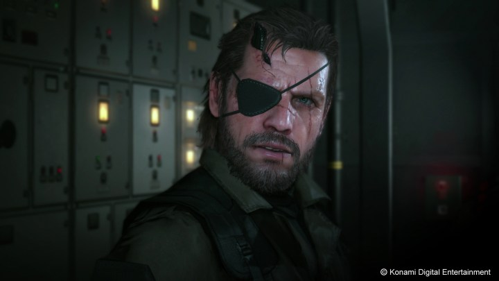 Metal Gear Solid 5 Release Date
