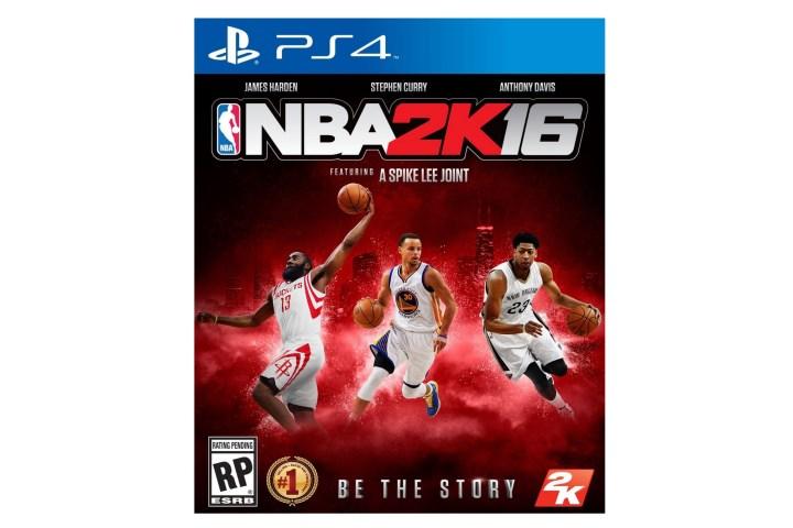 NBA 2K16 Release Details - 2