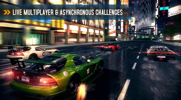 Asphalt 8: Airborne (and Asphalt 9)