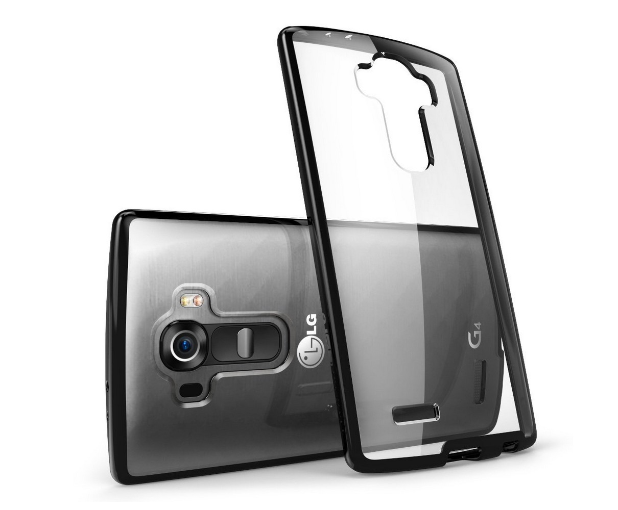new arrival 93221 6a7ab 5 Best LG G4 Clear Cases