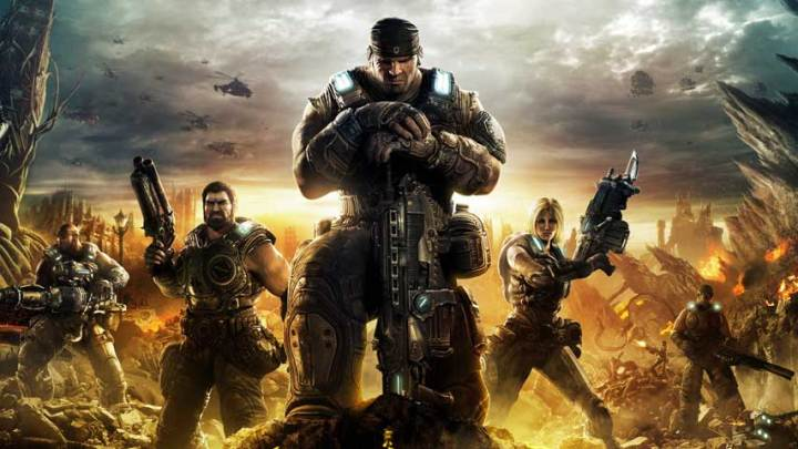 Microsoft Working on Gears of War