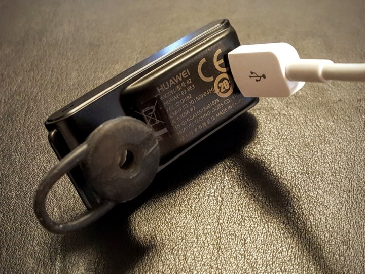 huawei talkband b2 headset back plus charger