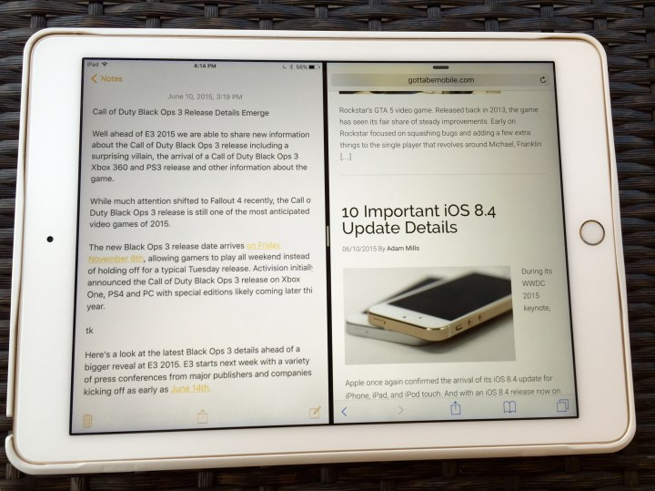 iOS 9 iPad Features - 4