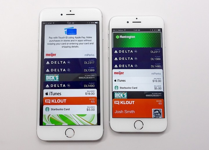 Apple Wallet vs Passbook
