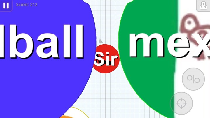 Use the Agar.io strategies to survive.