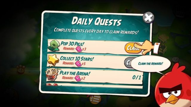 Finish quests to get more free in game items.