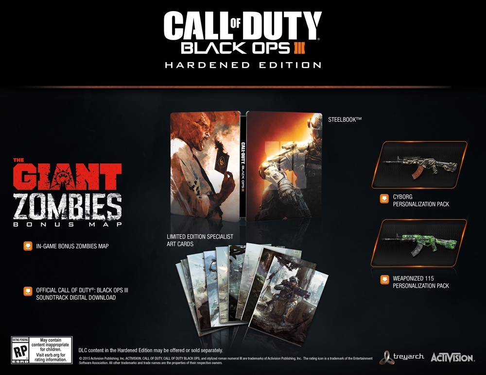 Call of Duty Black Ops 3 Release: Which Edition to Buy?