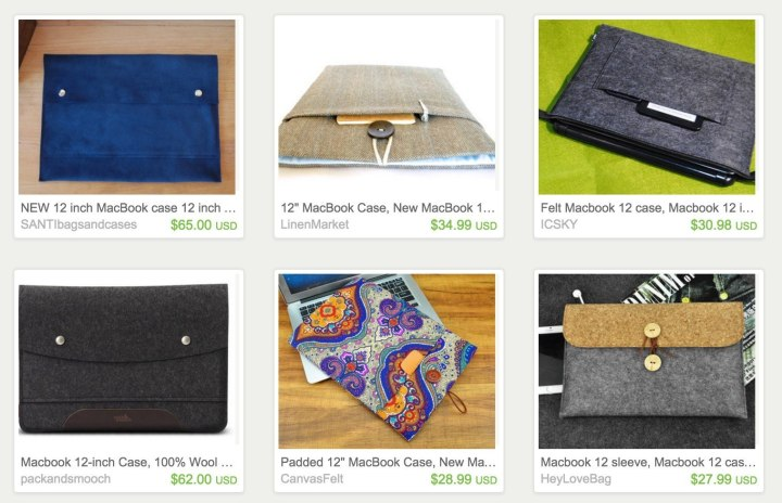 Beautiful & Custom 12-inch MacBook Cases