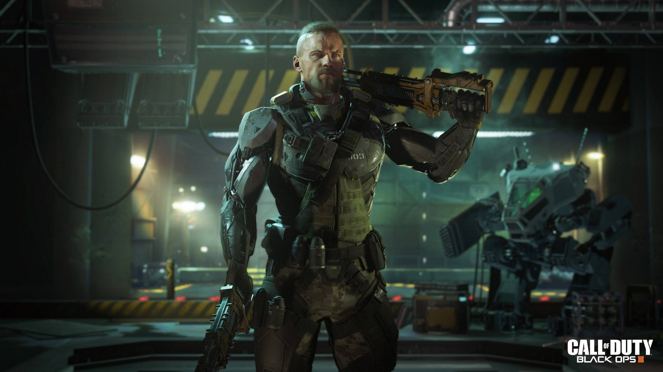 Call of Duty®: Black Ops 3 GAME PLAY - YouTube