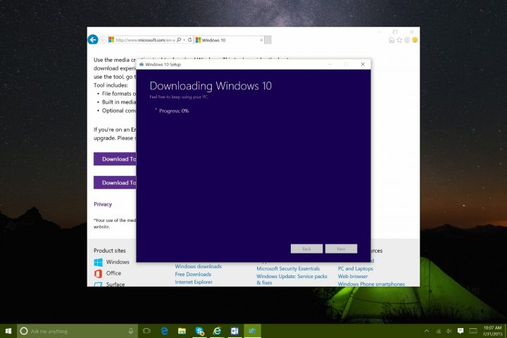 Download Windows 10 now (3)