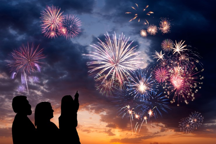 Tips to take amazing fireworks pictures on iPhone.