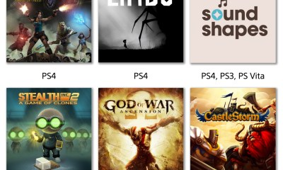 Check out the free PS4 games you can download in August.