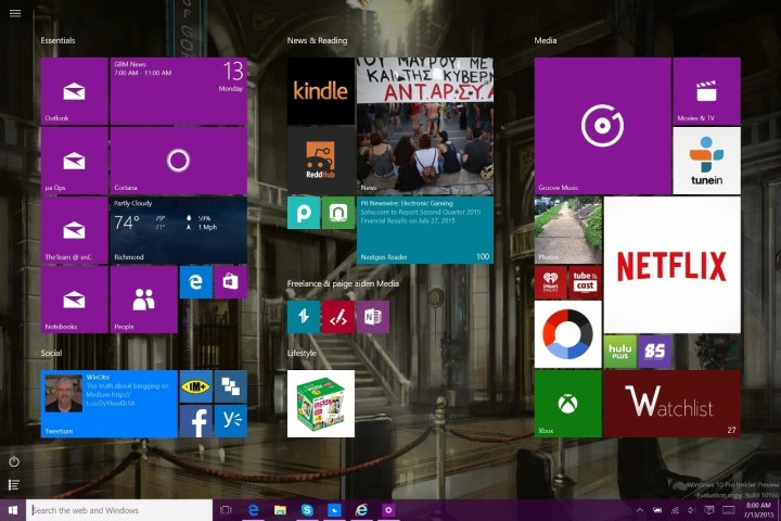 How to Bring Back the Start Screen in Windows 10 (10)