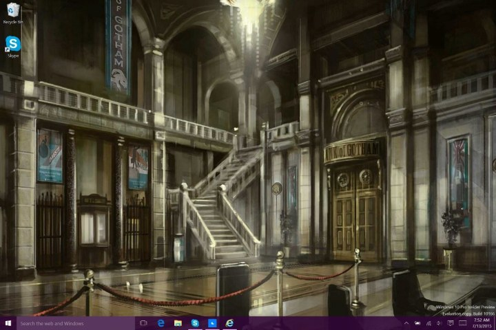 How to Bring Back the Start Screen in Windows 10 (5)