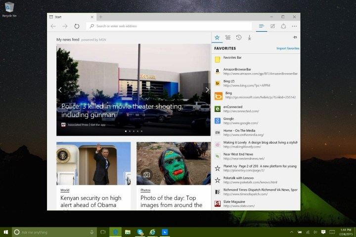 How to Browse the Internet in Windows 10 (8)