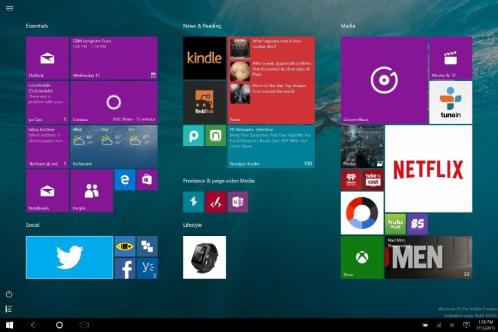How to Use Touch Mode in Windows 10 (2)