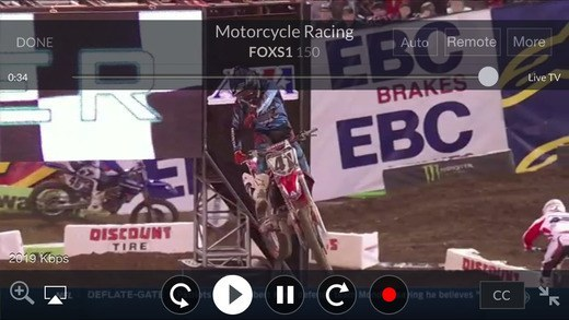 Use these apps to stream live TV on iPhone.
