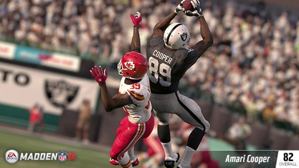 The first Madden 16 ratings are confirmed.