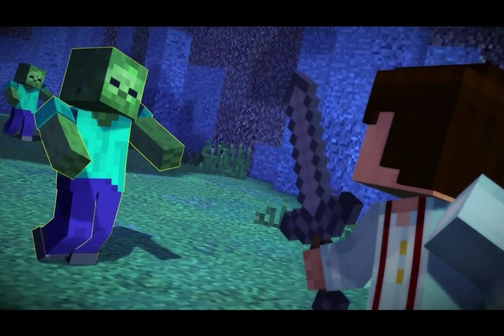 Minecraft Story Mode is Coming Everywhere Minecraft Already Is