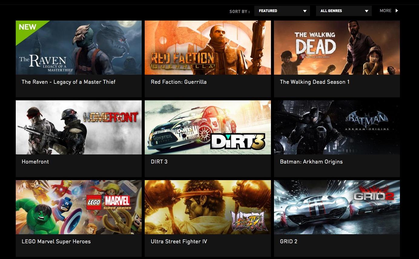 10 Awesome NVIDIA Shield TV Games