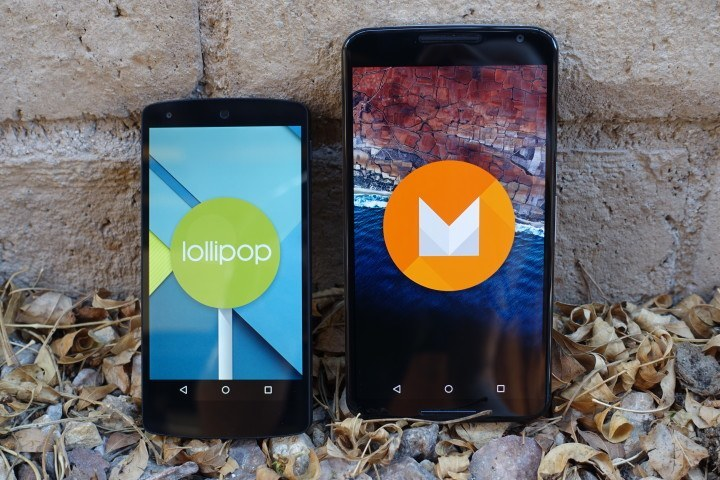 Android M vs. Android Lollipop