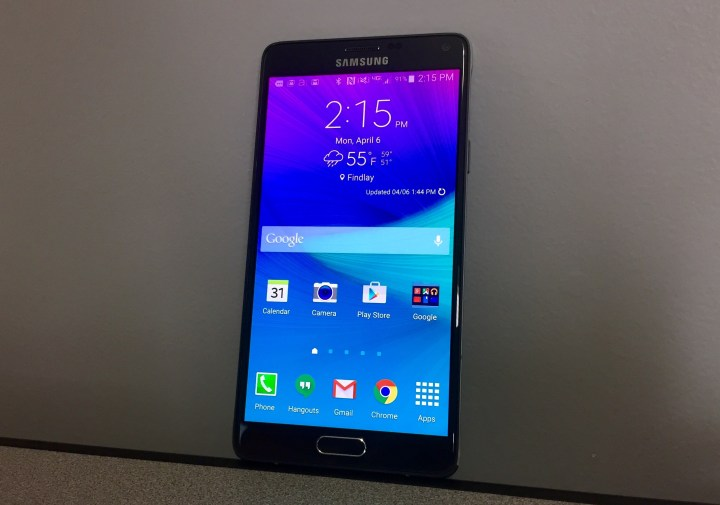 Alleged Galaxy Note 5 Photos Emerge