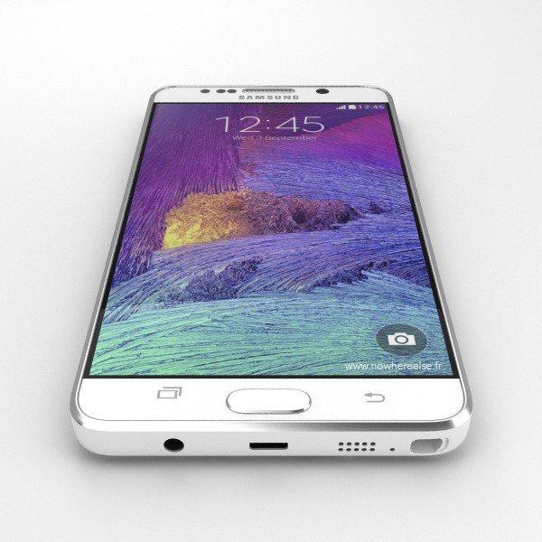 Galaxy Note 5 Front-Facing Camera