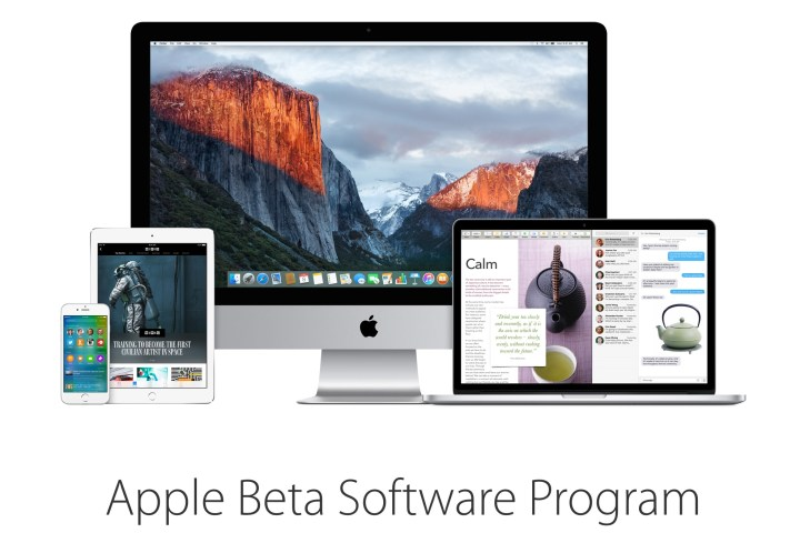 Sign up for the OS X El Capitan beta now.