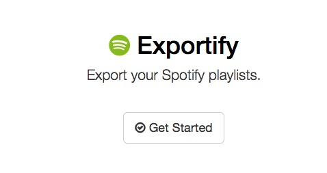 The first step is to export your Spotify playlists to transfer to Apple Music.