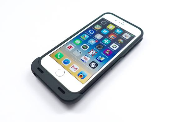 Tylt Energi iPhone 6 battery case Review - 5