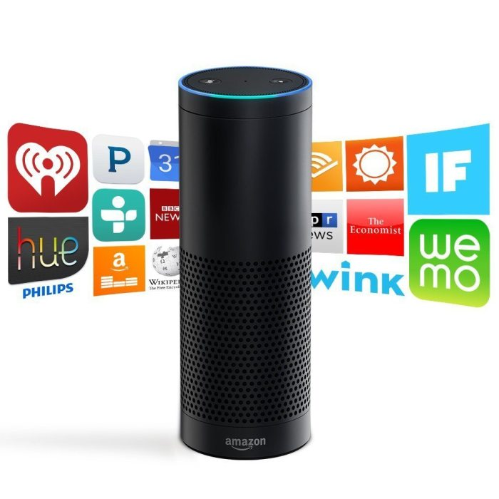 amazon echo interactive services