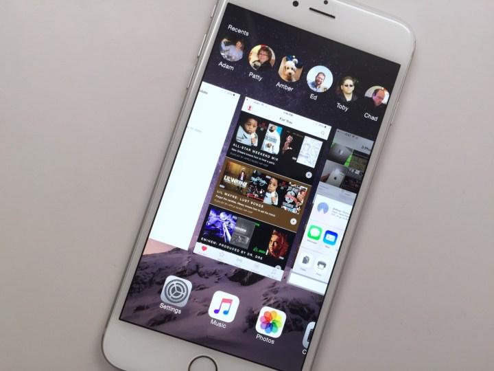 iPhone 6 Plus iOS 8.4 Problems
