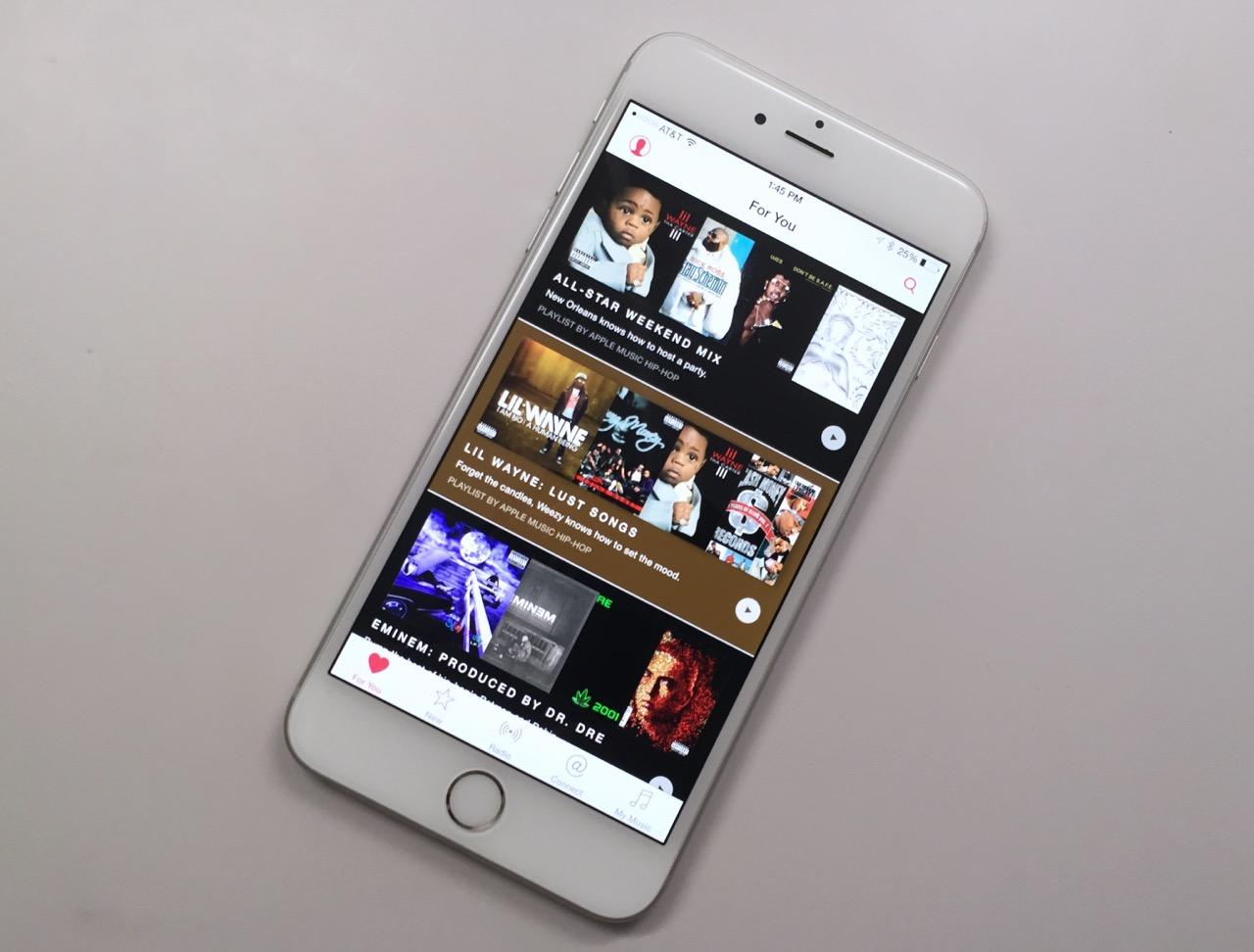 iPhone 6 Plus iOS 8 4 Review