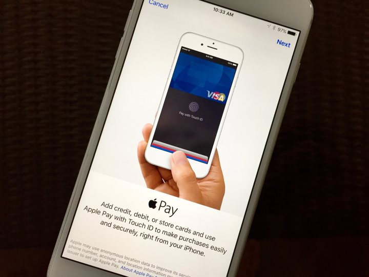 Faster Access to Apple Pay & Passes