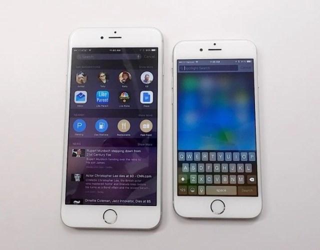 iPhone 6 iOS 9 Features - 7